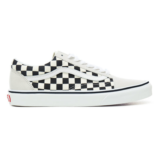 vans carreaux